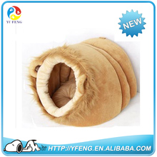 New Cozy Cute Cat Bed Warm Indoor House for Cats