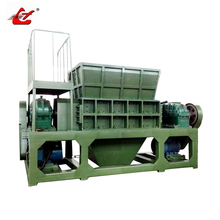 Hydraulic rice straw cotton waste paper clothing cardboard baling press machine
