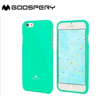 New design Goospery Jelly Soft TPU Mobile Phone Case For Samsung Galaxy S4