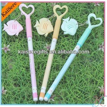 wholesale eco cartoon ballpoint pen