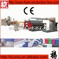 EPE pool noodle extrusion line (CE APPROVED EPEG-90)