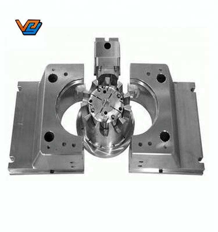 China supplier carefully machined aluminum die cast mould making parts