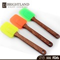 Colorful High Quality New Handle Silicone Pastry Spatula