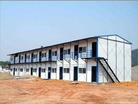 trade assurance and gold supplier china steel villa type container house