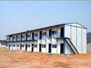 trade assurance china steel villa type container house