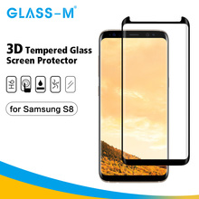 Best Selling Japan Glass Cell Phone Screen Protector Shield for Samsung S8