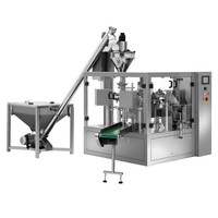 XFG-F doy pack filling machine for milk powder