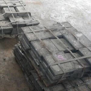 Gold supplier antimony ingots 99.65% for sale