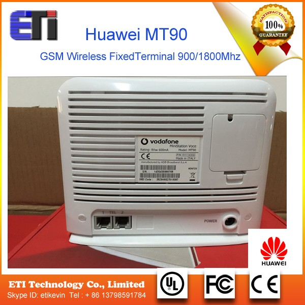 Huawei Gsm Fixed Wireless Terminal with 2RJ11 GSM FWT designed for phone Gateway