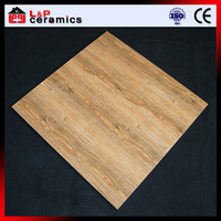 Foshan factory stock available wood look porcelain tile