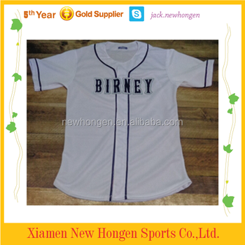 Competition use baseball jersey,baseball uniform