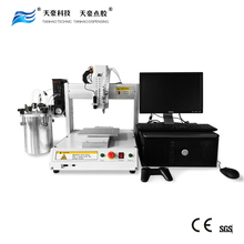 benchtop automation general fluid dispensing robot