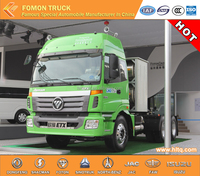 foton truck tractor 6x4 euro5 LNG tractor truck hot sale