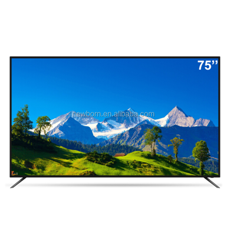 "75""85""98"" Hot Selling Newest Fashion full hd 3d led tv lcd/led tv mount"