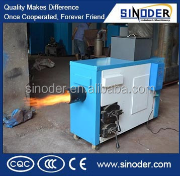 Supply Biomass burner / wood chips sawdust burner/biomass pellet burner for boiler