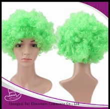 Various styles crazy selling custom fans headband wig