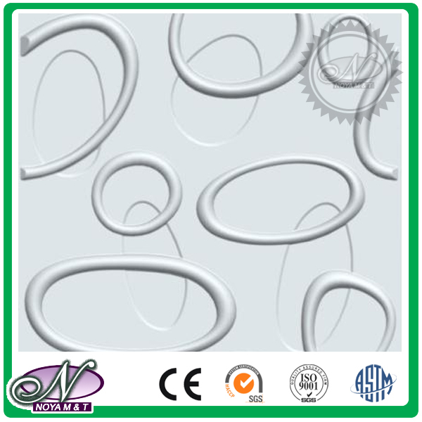 Home decoration accept custom style china tile 3d