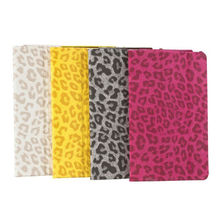 fashional appearance and unique design leopard case for ipad 2
