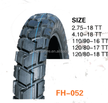 High quality 110/90-19 off road motorcycle tire hot sale in egypt
