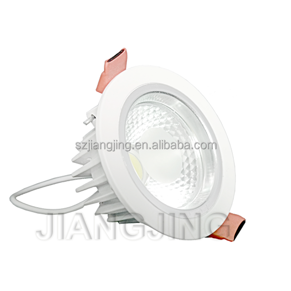 3 years warranty hottest CE UL TUV approved AC240V dimmable 5W COB downlights