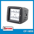 PRELIGHT 18W LED Work Light High Bright Front Light for SUV Cars