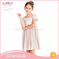 Fashion children clothes dresses little girl boohoo white china girls photos without dress