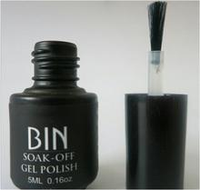 BIN vivid color free sample uv gel nail polish