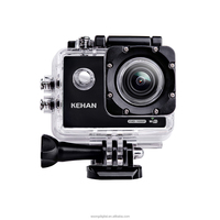 Full HD 1080P 60FPS Waterproof Wifi Action Camcorder Same as Go pro but Cheaper