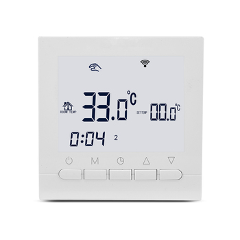 Cheaper 7 Days Digital Programmable WiFi Boiler Thermostat On Stock
