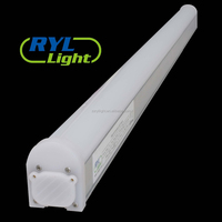 IP65 Waterproof LED Linear light for outdoor use--Modern chandelier