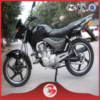 Gas/Diesel Fuel and 150CC Displacement Moped Street Bike 150CC Engine Motorcycle