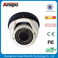 Full High definition Manual Focus Varifocal Lens Waterproof Dome cctv camera