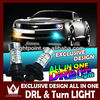 Super Brightness LED Daytime Running Light Universal Daylight 20 LED High Power DRL Kit 3156 LED Auto Light For Turn Singal Lamp