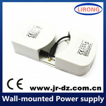 Indoor Wall-mounted internal wiring 12V 1A dc power supply
