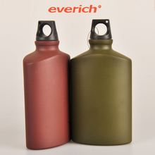 2015 healthy insulated aluminum water bottle