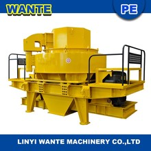 Linyi Wante VSI series impact crusher,aggregate sand making line