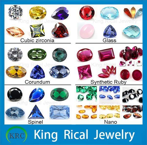 King Rical Jewelry Gemstone Manufacturer In China