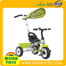 Hot selling cheap 3 wheel kids tricycle baby tricycle pedal car