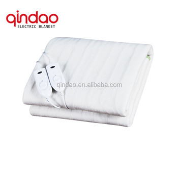 Europe Customer Recommend Automatic Timer Electric Heating Blanket