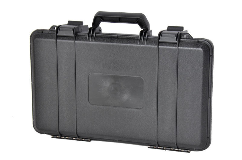 System Lock Plastic Tool Carrying Case