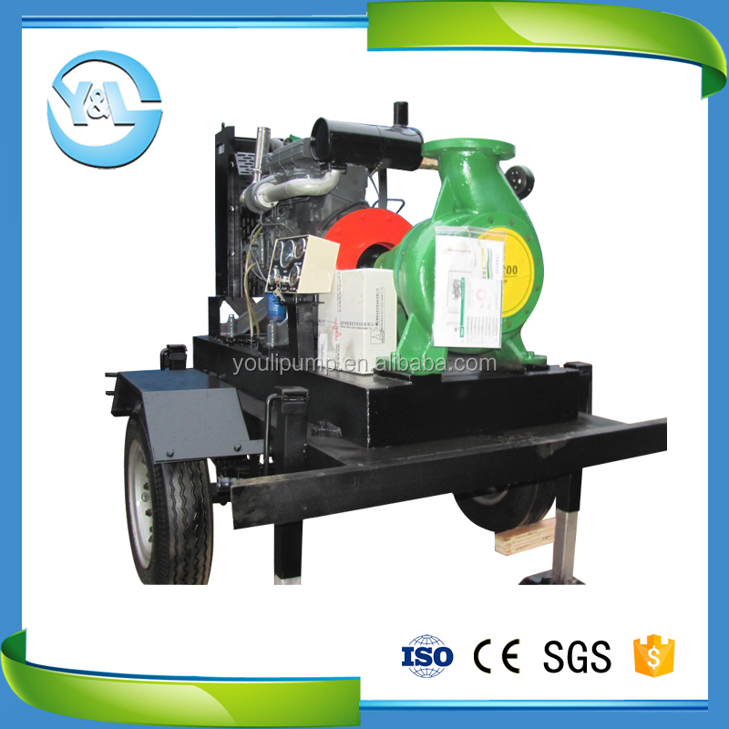 10hp diesel engine centrifugal irrigation pump