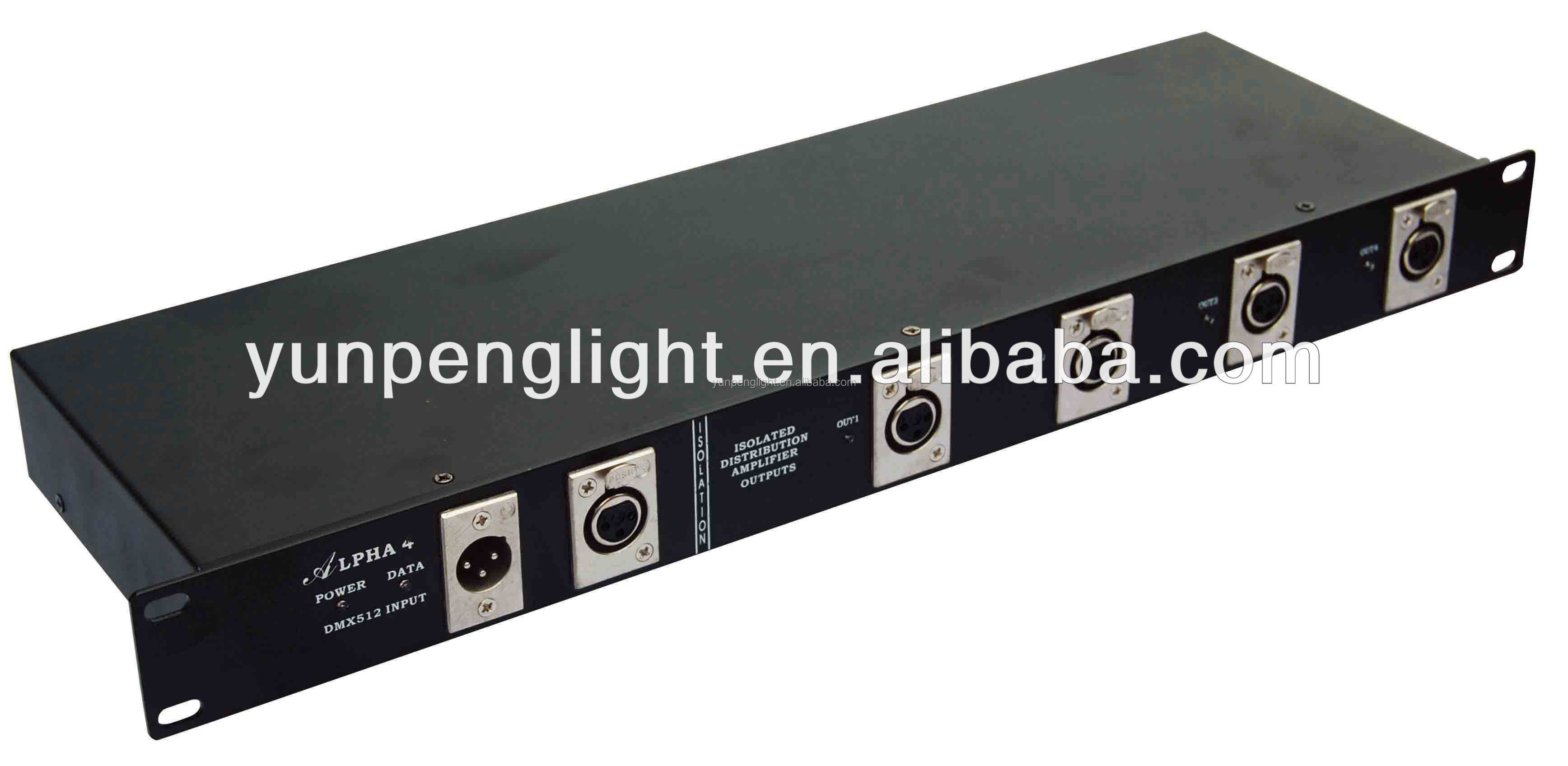 console grand ma alpha-4 stage lighting 4 single Amplifier