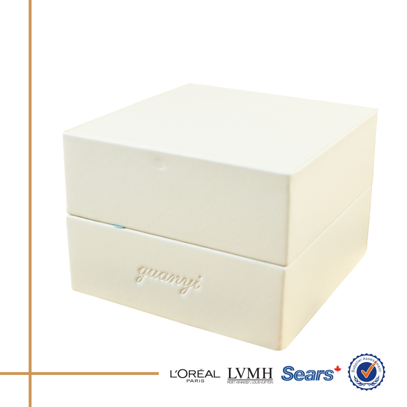 Factory directly wholesale customised empty presentation gift box for ladies