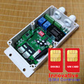 Double SIM card gsm controller