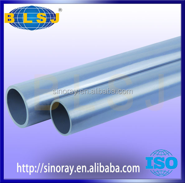High quality pvc pipe for industry