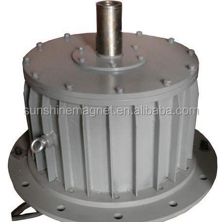 10KW 400RPM 450RPM 500RPM permanent magnet generator alternator free energy low speed, low RPM for wind turbine or water turbine