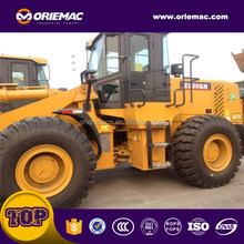 Good engine XCMG 5 ton payloader ZL50GN 3cbm bucket cheap price