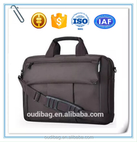 Factory wholesale custom nylon laptopbag computer bags for men shoulder bags waterproof laptopbag