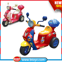 Kids electric motorcycle toys with EN71 certidicate