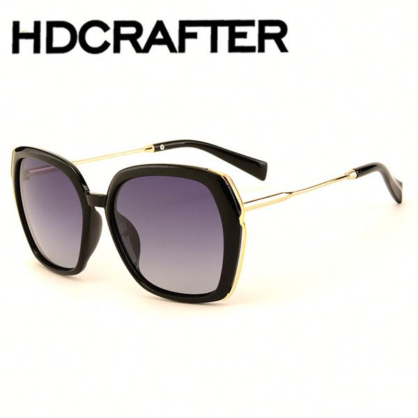 High Fashion Women Sunglasses Polarized Reflective Driving Sun Glasses Summer Shades Eyewear with high quality